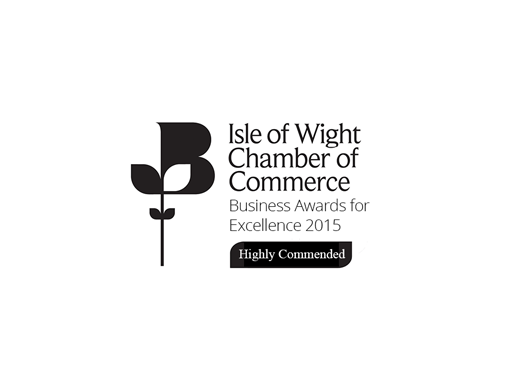 2015 – Isle of Wight Chamber of Commerce Business Awards for Excellence
